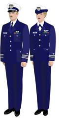 Service Dress Blue Alpha