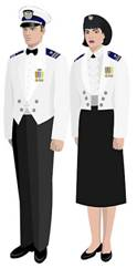 Mess Dress White