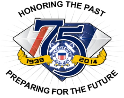 USCGAUX 75th Anniversary