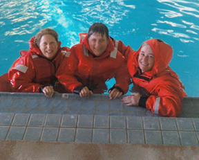 Water Survival Readiness