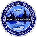 Official Seal of Flotilla 10-2, District 13