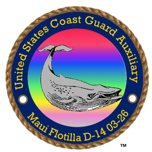 Official Seal of Flotilla 3-26, District 14