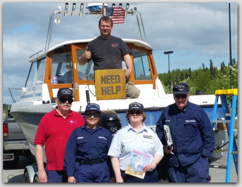 Eagle River Flotilla VSC Station