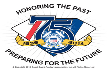 75th An. logo