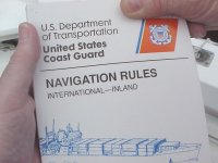 Navigation Rules Booklet